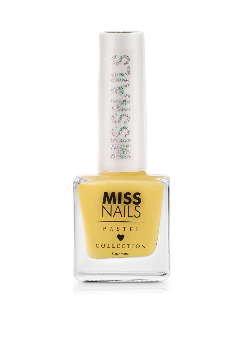 Summer Yellow Nail Polish