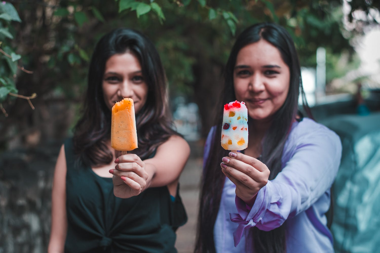 Mumbai Folks, Beat The Summer Heat With Our Fruity Popsicle Week!