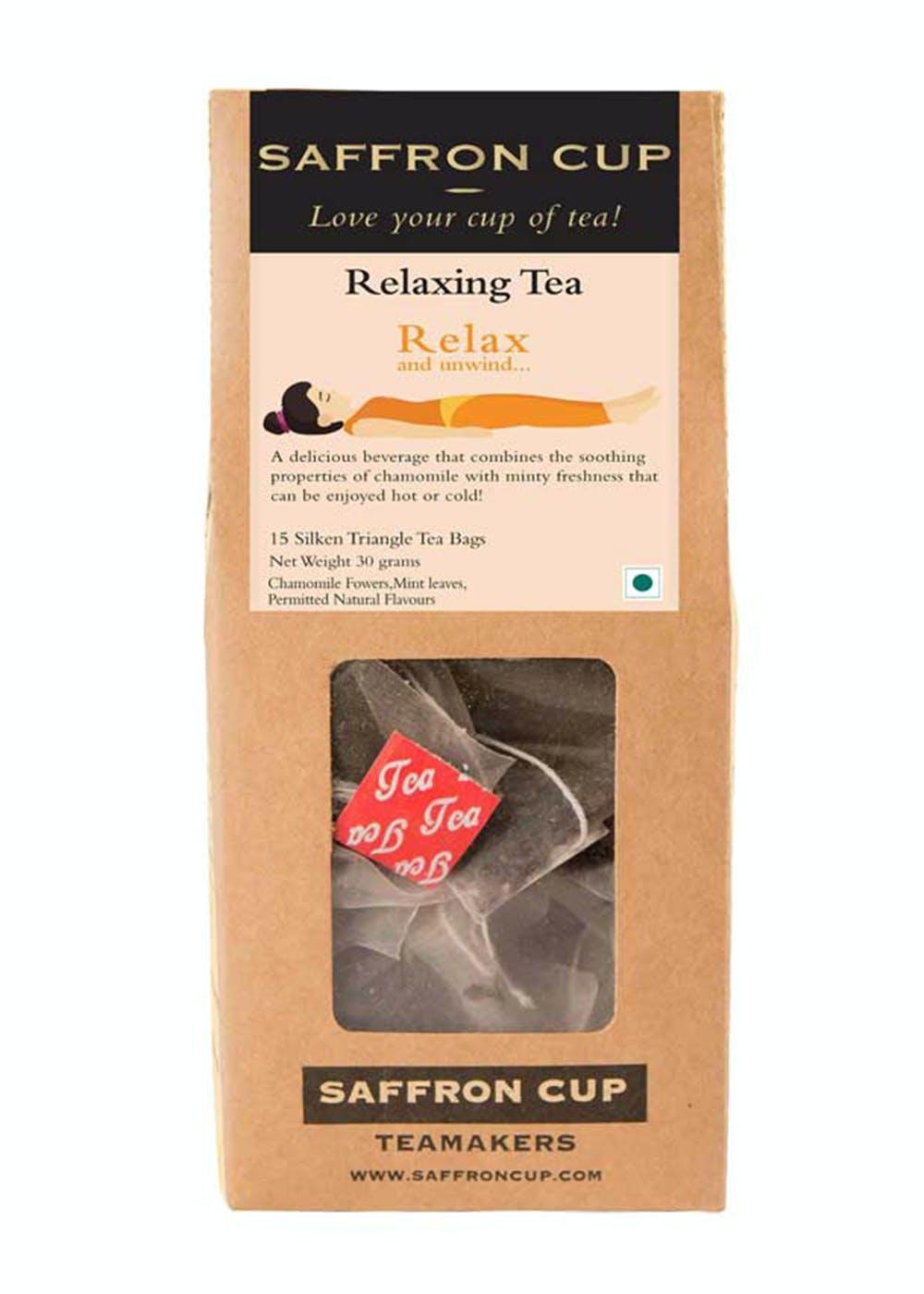 Relax Tea (15 Teabags)