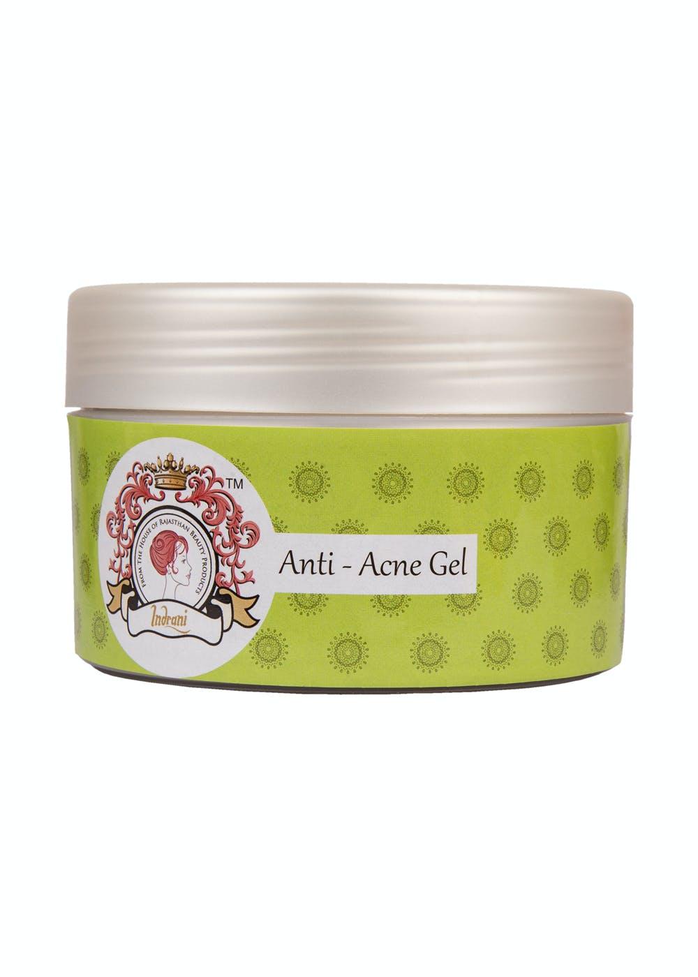 Anti Acne Gel - 300gm