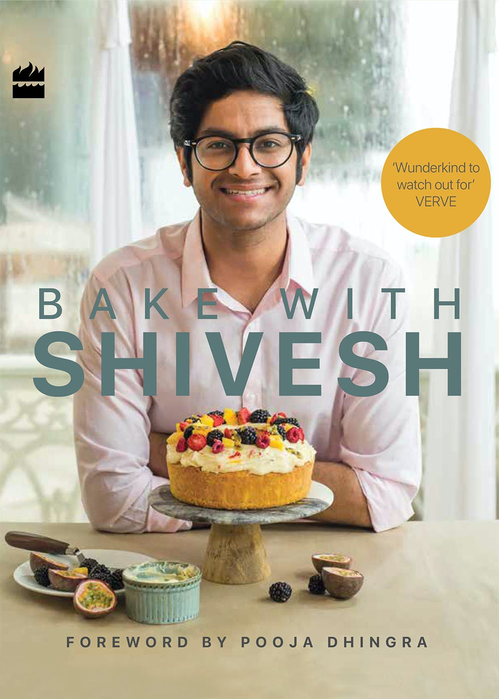 Bake with Shivesh Book