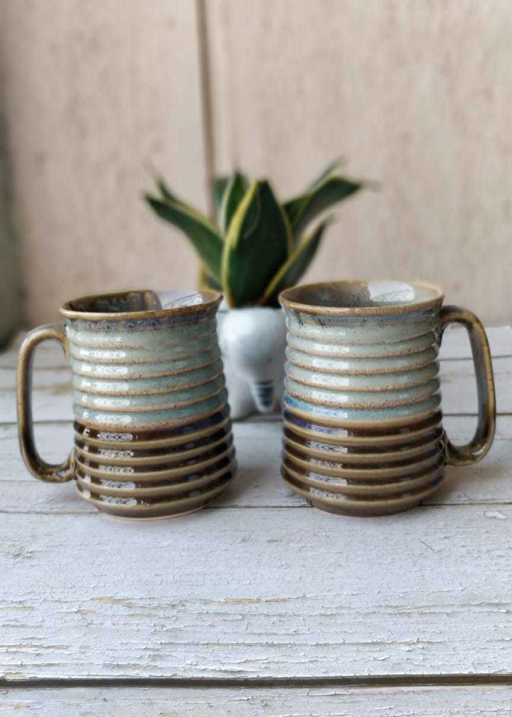 Jumbo Beer Mug - Set of 2