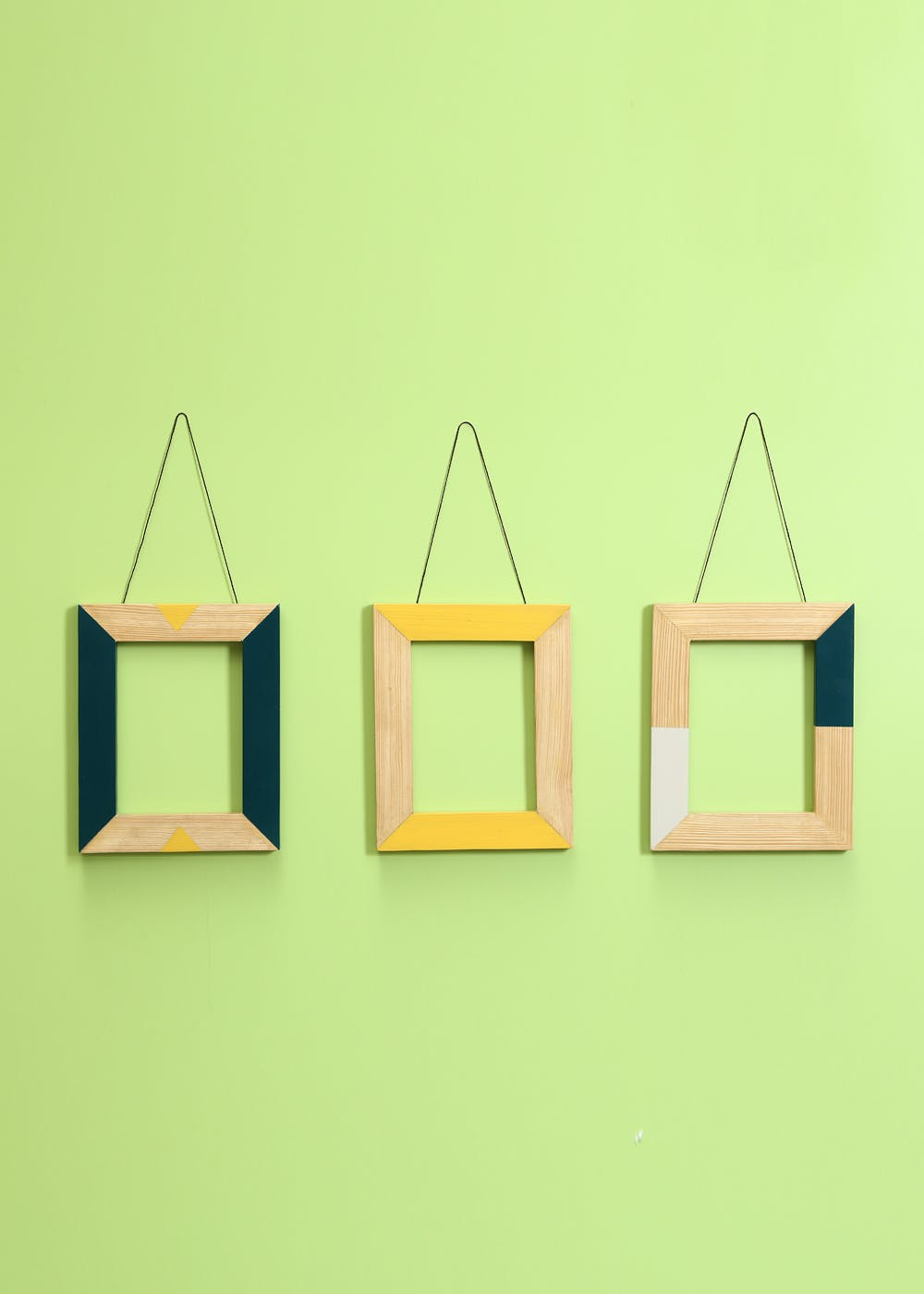 Decorative Wall Hanging Frames - (Pack of 3)
