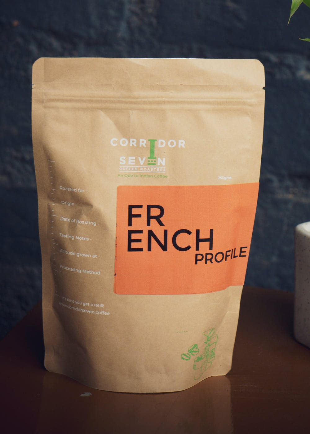 French Roast - French Profile Coffee