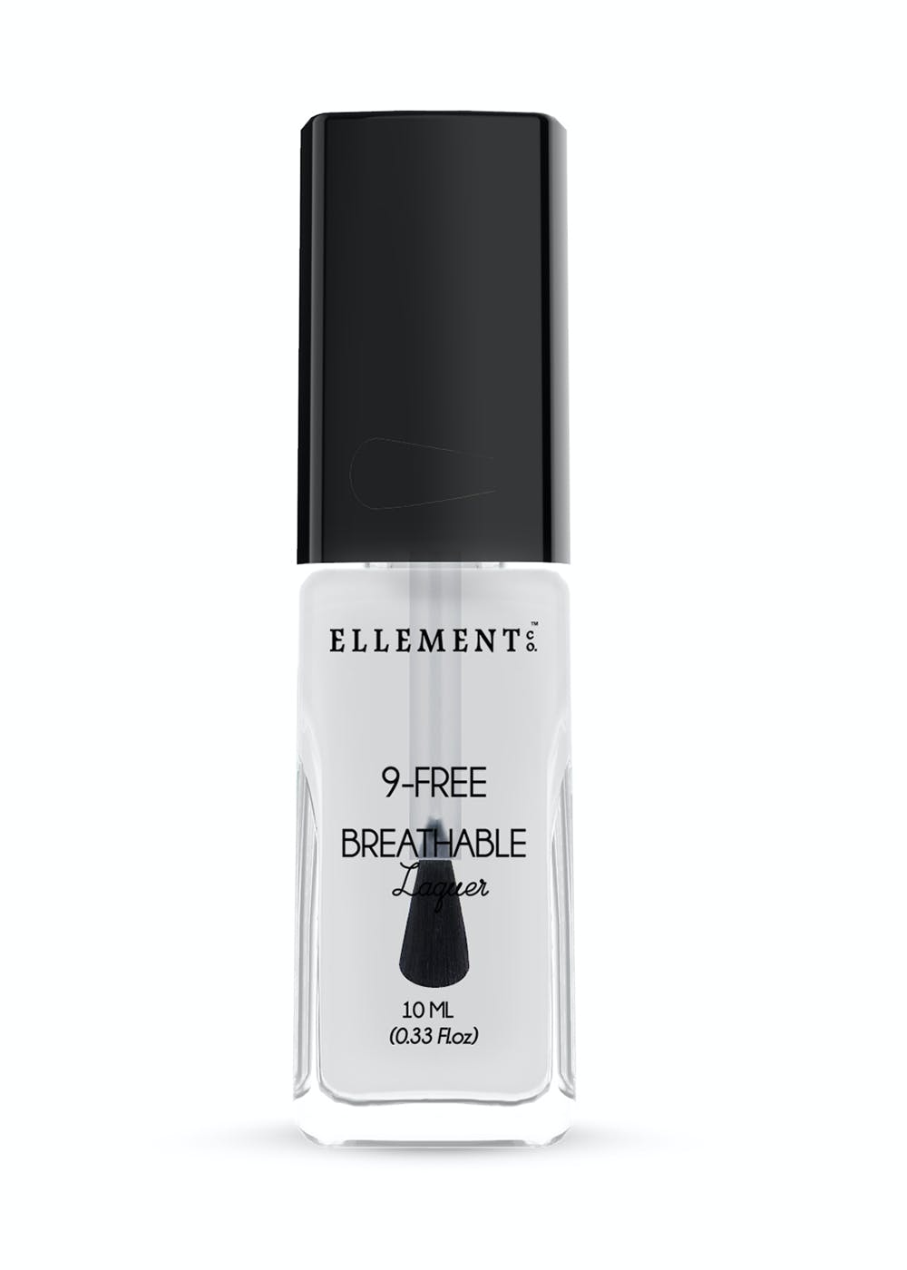 Gloss Top Coat 9 Free-Breathable Lacquer - 10 ml