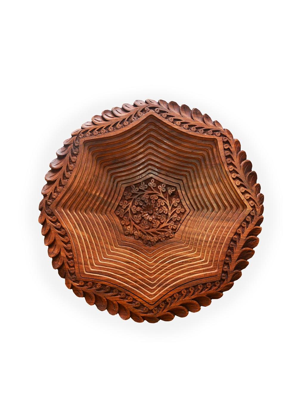 Circular Foldable Spring Basket
