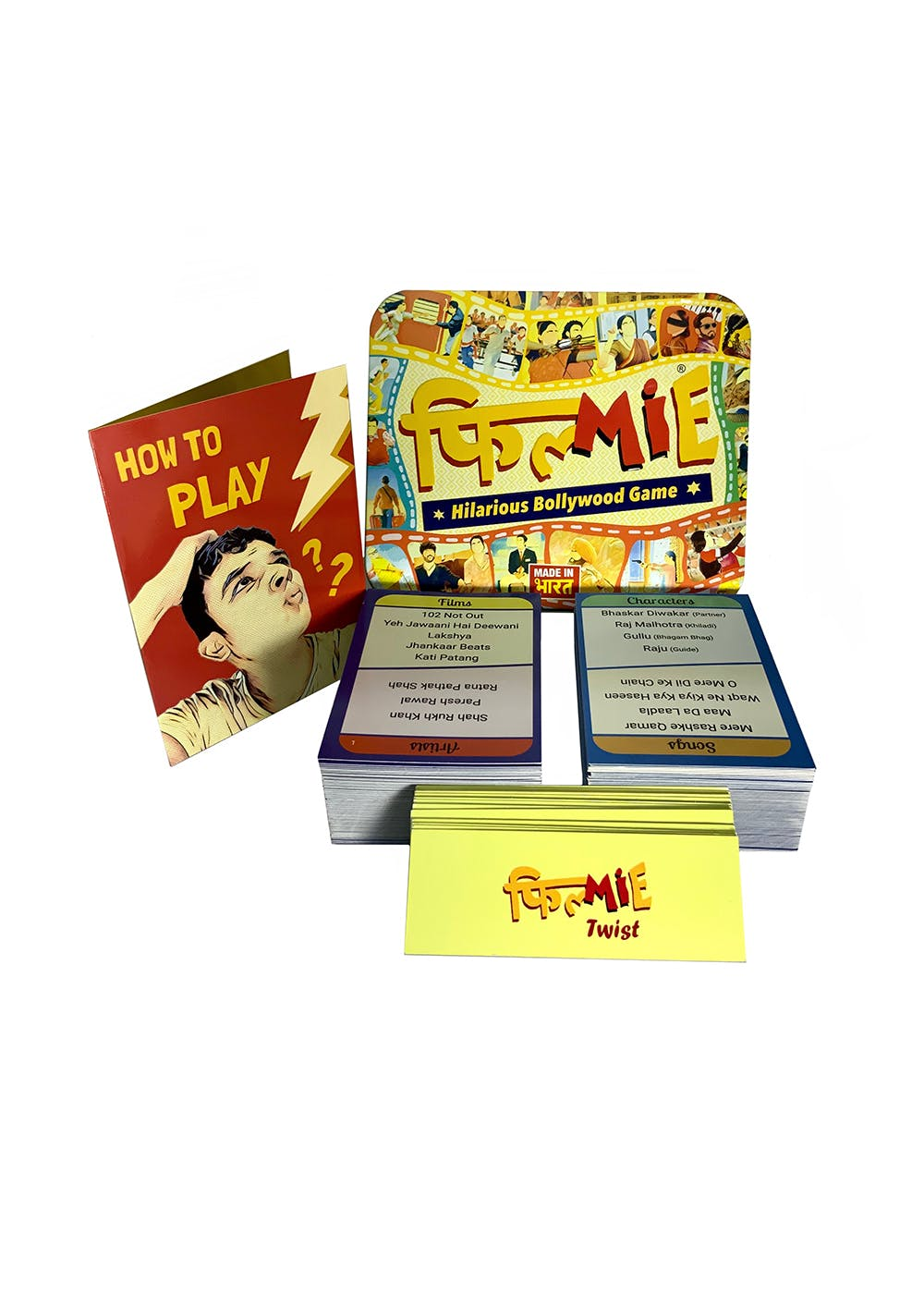 Filmie - Hilarious Bollywood Game