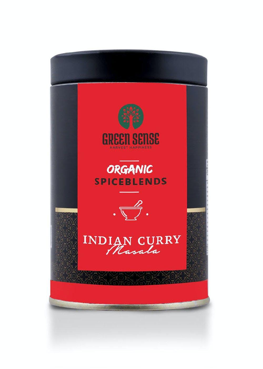 Organic Spiceblends - Indian Curry Powder