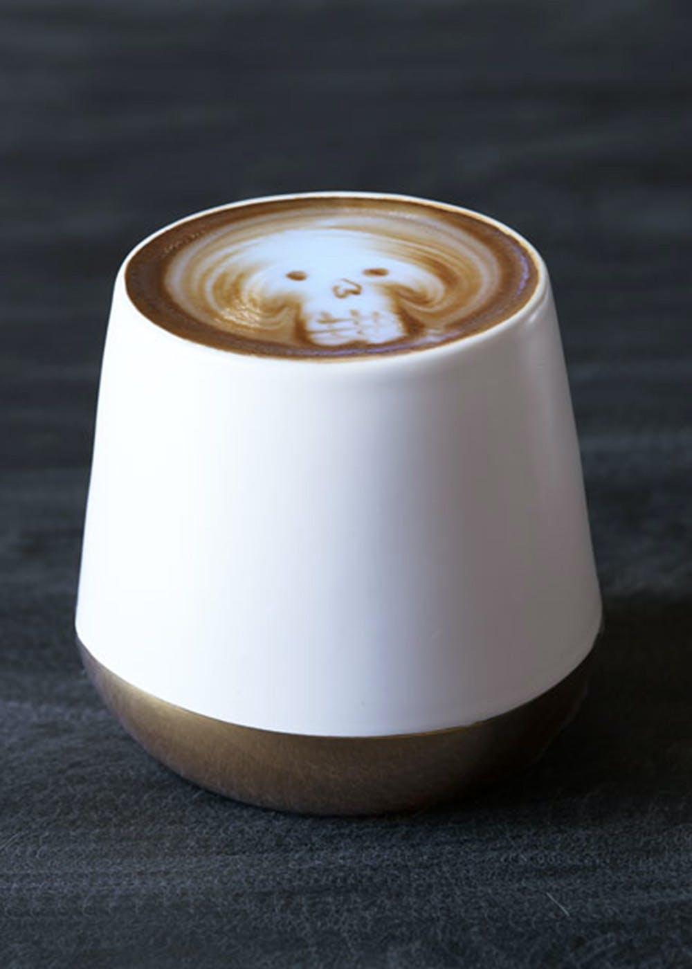 Joey Double Walled Ceramic Mug