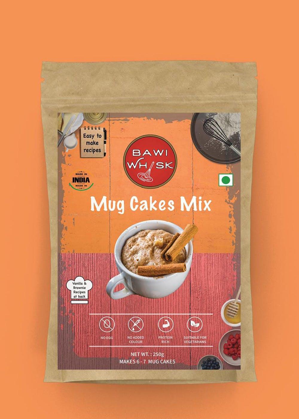Mug Cakes Mix - 250gm